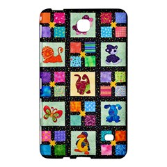 Animal Party Pattern Samsung Galaxy Tab 4 (8 ) Hardshell Case