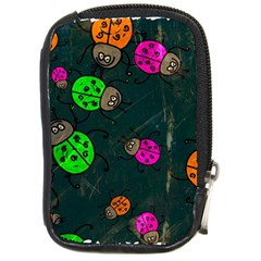 Abstract Bug Insect Pattern Compact Camera Cases
