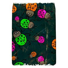 Abstract Bug Insect Pattern Flap Covers (L)