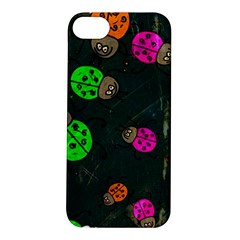 Abstract Bug Insect Pattern Apple iPhone 5S/ SE Hardshell Case