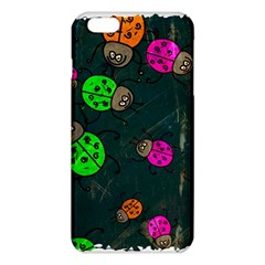 Abstract Bug Insect Pattern iPhone 6 Plus/6S Plus TPU Case