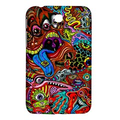 Art Color Dark Detail Monsters Psychedelic Samsung Galaxy Tab 3 (7 ) P3200 Hardshell Case
