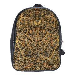 Art Indonesian Batik School Bags(Large)