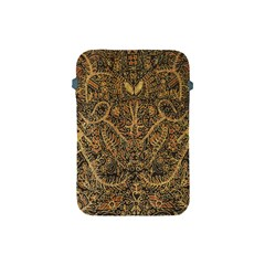 Art Indonesian Batik Apple iPad Mini Protective Soft Cases