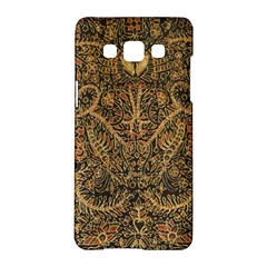 Art Indonesian Batik Samsung Galaxy A5 Hardshell Case