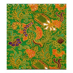 Art Batik The Traditional Fabric Shower Curtain 66  x 72  (Large)