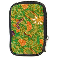 Art Batik The Traditional Fabric Compact Camera Cases