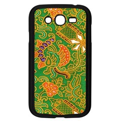 Art Batik The Traditional Fabric Samsung Galaxy Grand DUOS I9082 Case (Black)