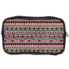 Aztec Pattern Art Toiletries Bags
