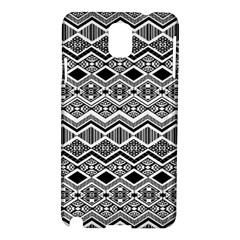 Aztec Design Pattern Samsung Galaxy Note 3 N9005 Hardshell Case
