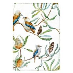 Australian Kookaburra Bird Pattern Flap Covers (S)