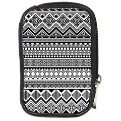 Aztec Pattern Design Compact Camera Cases