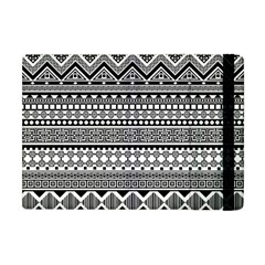 Aztec Pattern Design Apple iPad Mini Flip Case