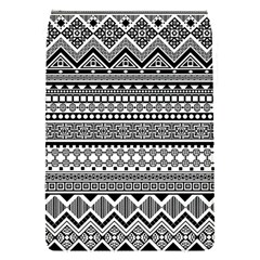 Aztec Pattern Design Flap Covers (S)