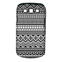 Aztec Pattern Design Samsung Galaxy S III Classic Hardshell Case (PC+Silicone)