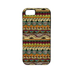 Aztec Pattern Ethnic Apple iPhone 5 Classic Hardshell Case (PC+Silicone)