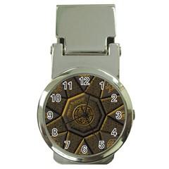 Aztec Runes Money Clip Watches