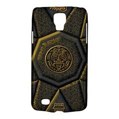Aztec Runes Galaxy S4 Active