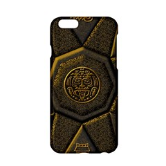Aztec Runes Apple iPhone 6/6S Hardshell Case