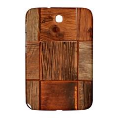 Barnwood Unfinished Samsung Galaxy Note 8.0 N5100 Hardshell Case
