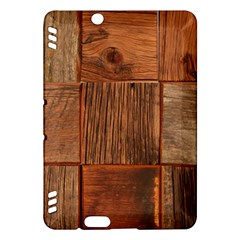 Barnwood Unfinished Kindle Fire HDX Hardshell Case