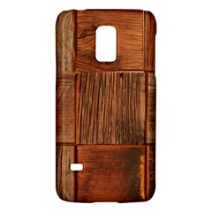 Barnwood Unfinished Galaxy S5 Mini