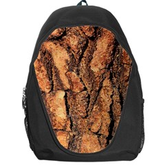Bark Texture Wood Large Rough Red Wood Outside California Backpack Bag