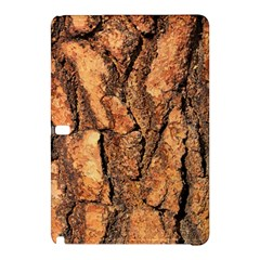 Bark Texture Wood Large Rough Red Wood Outside California Samsung Galaxy Tab Pro 10.1 Hardshell Case
