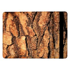 Bark Texture Wood Large Rough Red Wood Outside California Samsung Galaxy Tab Pro 12.2  Flip Case