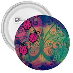 Background Colorful Bugs 3  Buttons