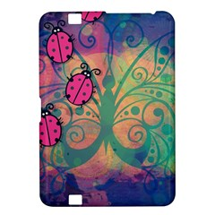 Background Colorful Bugs Kindle Fire HD 8.9