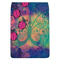 Background Colorful Bugs Flap Covers (L)