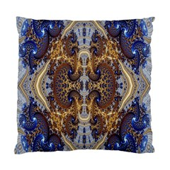 Baroque Fractal Pattern Standard Cushion Case (Two Sides)