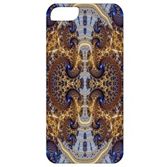 Baroque Fractal Pattern Apple iPhone 5 Classic Hardshell Case