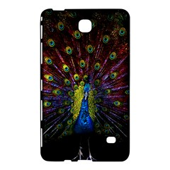 Beautiful Peacock Feather Samsung Galaxy Tab 4 (7 ) Hardshell Case