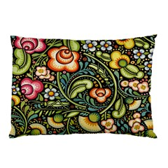 Bohemia Floral Pattern Pillow Case (Two Sides)