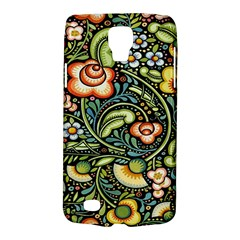 Bohemia Floral Pattern Galaxy S4 Active