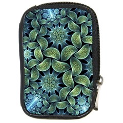 Blue Lotus Compact Camera Cases