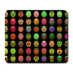 Beetles Insects Bugs Large Mousepads