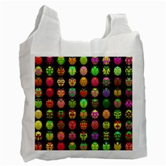 Beetles Insects Bugs Recycle Bag (One Side)