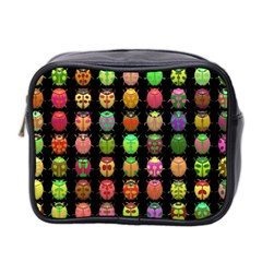 Beetles Insects Bugs Mini Toiletries Bag 2-Side