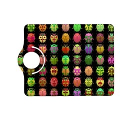 Beetles Insects Bugs Kindle Fire HD (2013) Flip 360 Case