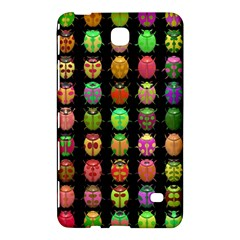 Beetles Insects Bugs Samsung Galaxy Tab 4 (7 ) Hardshell Case