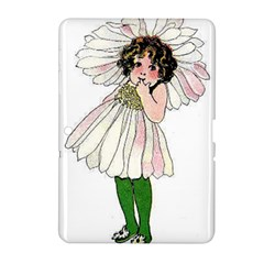 Daisy Vintage Flower Child Cute Funny Floral Little Girl Samsung Galaxy Tab 2 (10 1 ) P5100 Hardshell Case