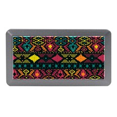 Bohemian Patterns Tribal Memory Card Reader (Mini)