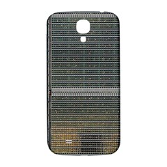 Building Pattern Samsung Galaxy S4 I9500/I9505  Hardshell Back Case