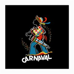 Carnaval  Medium Glasses Cloth (2-Side)