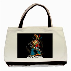 Carnaval  Basic Tote Bag (Two Sides)