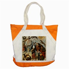 Dog circus Accent Tote Bag