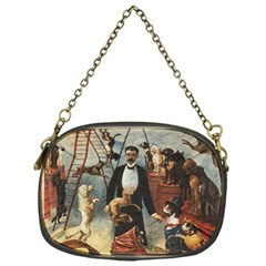 Dog circus Chain Purses (One Side)